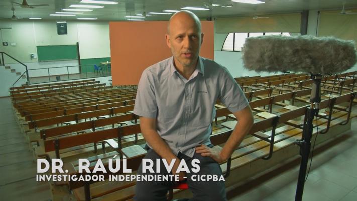 Dr. Raúl Rivas