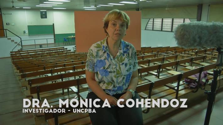 Dra. Mónica Cohendoz
