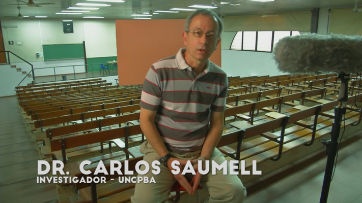 Dr. Carlos Saumell