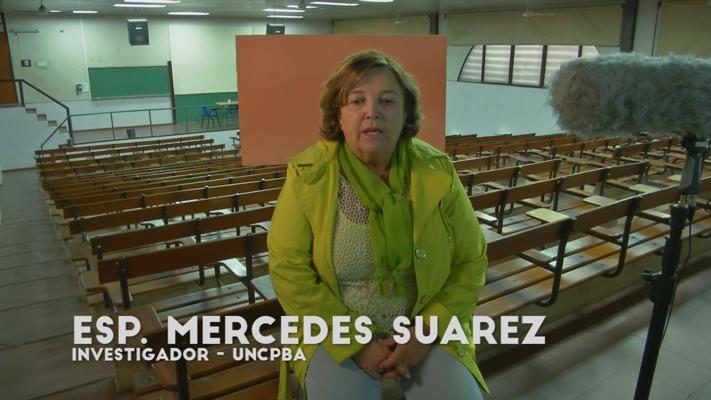 Esp. Mercedes Suarez