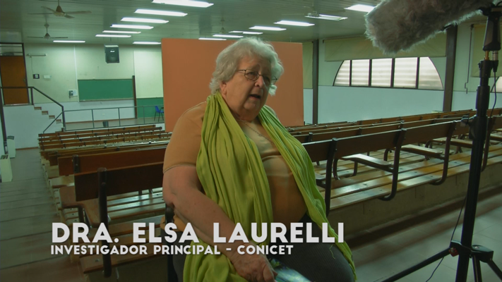 Dra. Elsa Laurelli