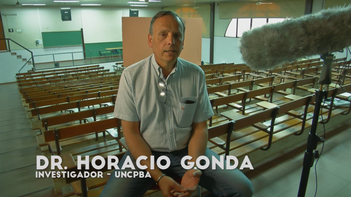 Dr. Horacio Gonda