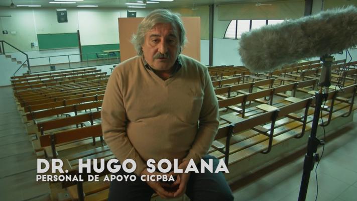Dr. Hugo Solana