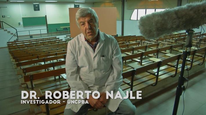 Dr. Roberto Najle