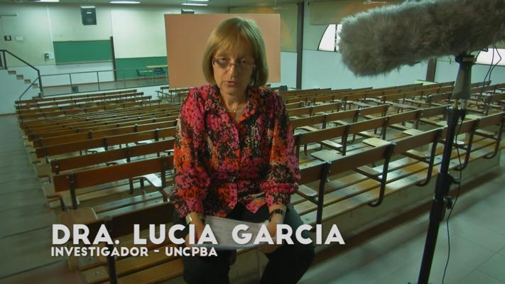Dra. Lucia Garcia