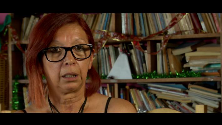 Mirta - Mujeres sin techo